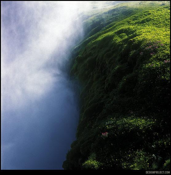 Сотни водопадов на небольшом острове для нас означали по несколько десятков увиденных на каждый день в течение месяца. Но некоторые даже под конец поражали и восхищали.