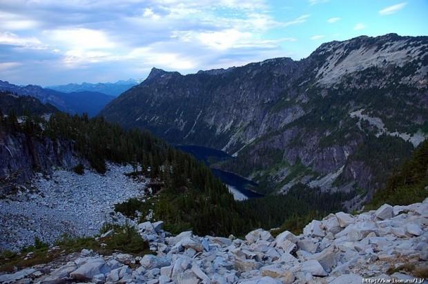 реки и горы