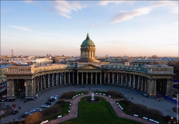 собор казанской богородицы