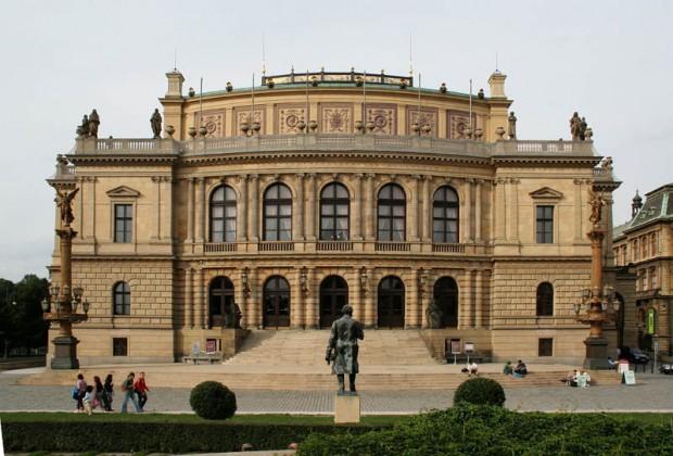Rudolfinum - Прага, Чешская Республика