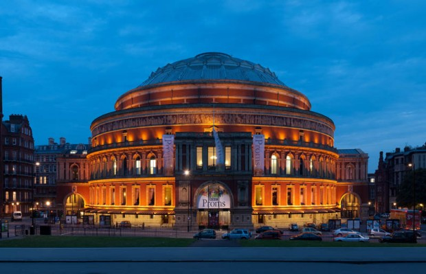 Royal Albert Hall – Лондон, Англия
