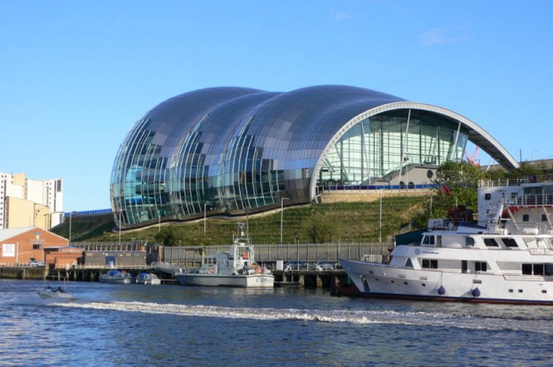 The Sage Gateshead – Гэйтсхед, Англия