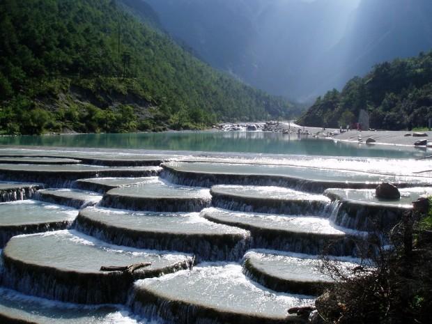 террасы в Китае