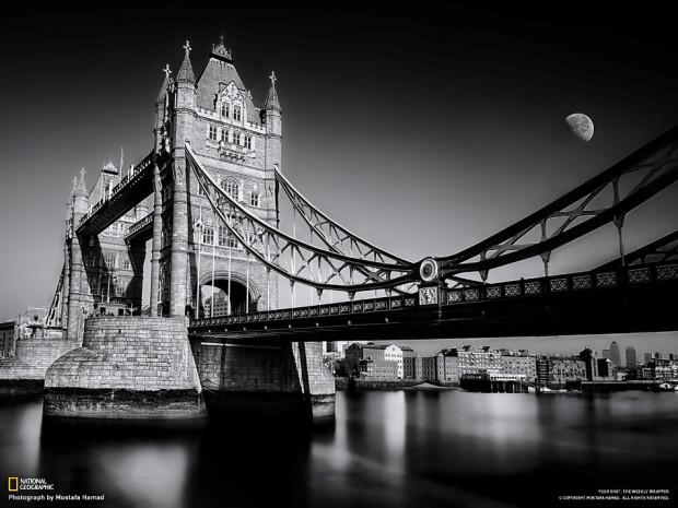 Тауэрский мост, Лондон. Mostafa Hamad