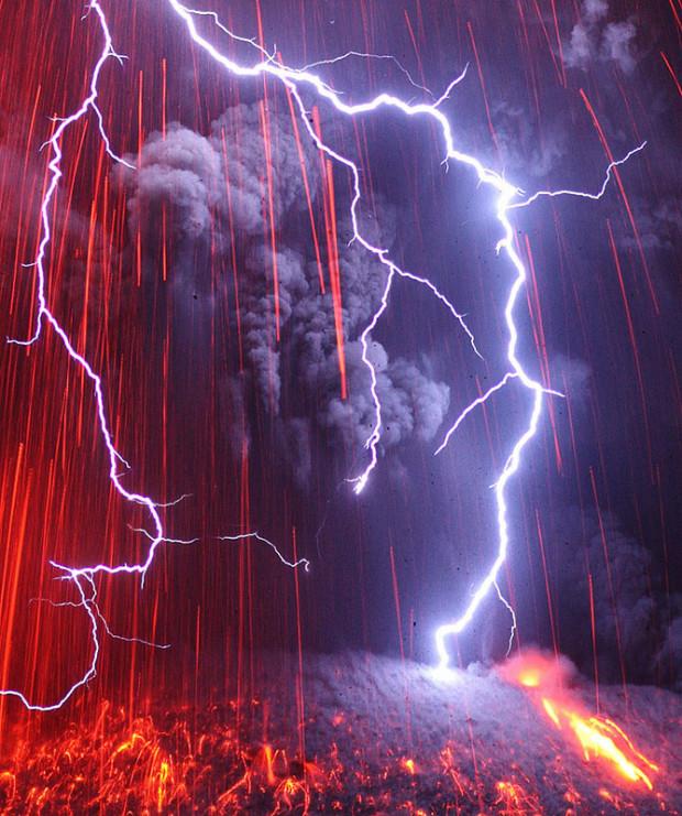 извержение сакурадзимы