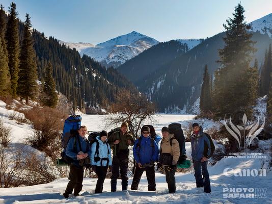 фотографы в горах