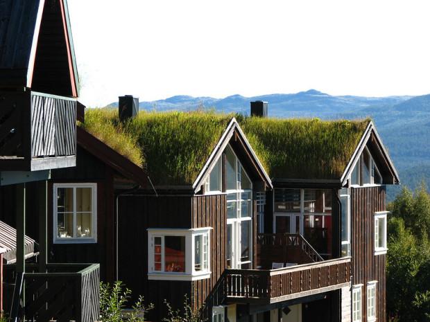 красоты Норвегии
