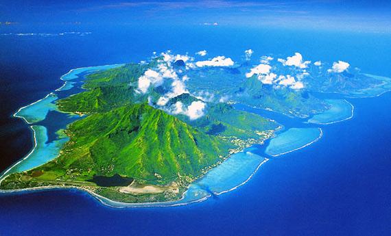 Муреа, Французская Полинезия