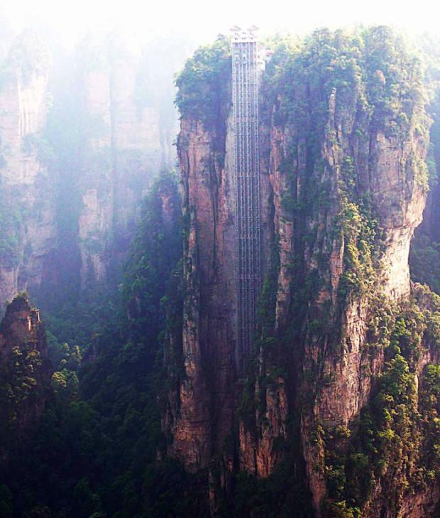 лифт в небо