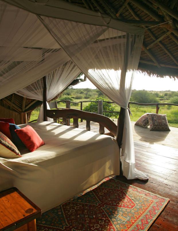 Кенийский отель