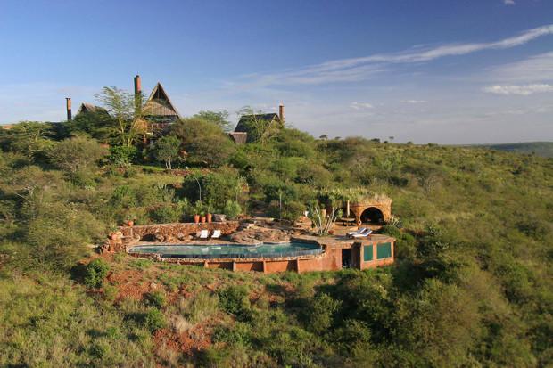 Африканская гостиница
