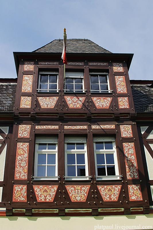 Германия: городок Арвайлер