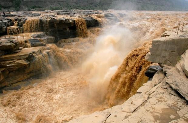 Хуанхэ - «Желтая река»