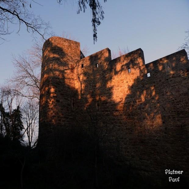 Немецкий городок Бад Мюнстерайфель - неклассический подход к историческому наследию