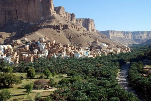 Поселок Халиф-ба-Аббуд.