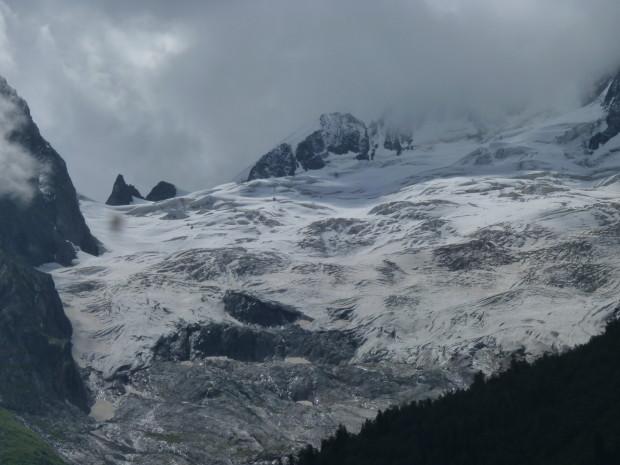 ледники в приближении