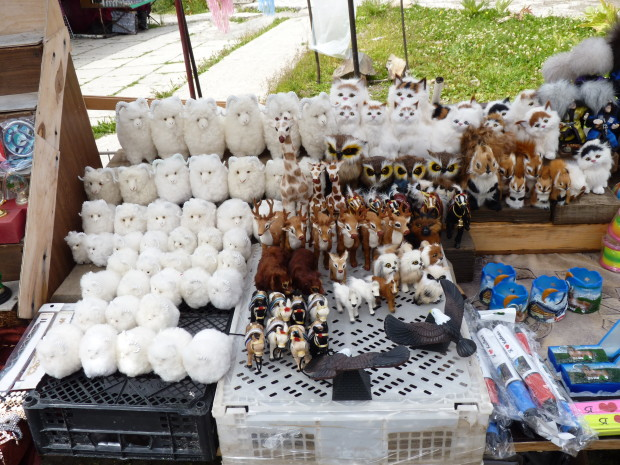 сувениры Домбая
