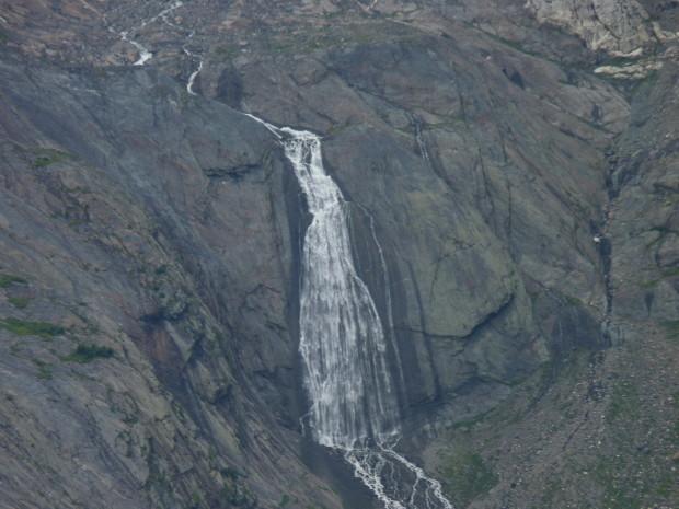 водопад в приближении