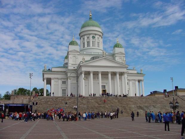 Лидер по количеству кошельков - Хельсинки. Жители гордо заявляют, что честность у них в крови. 11 кошельков было возвращено владельцам! Впрочем, они даже на красный никогда не ездят.
