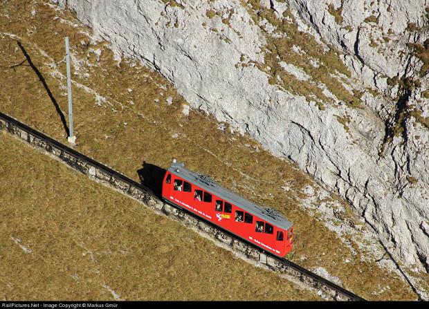 железная дорога на гору