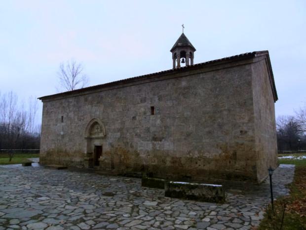 церковь святого елисея