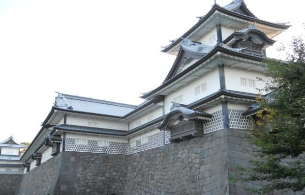 замок Канасава