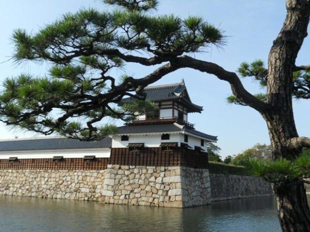 Замок Хиросимы