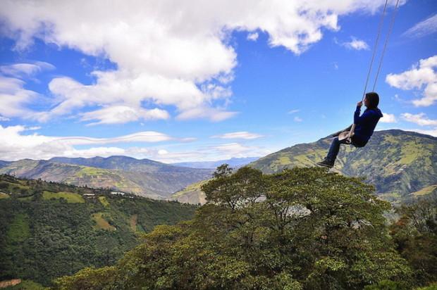 Качели в Эквадоре