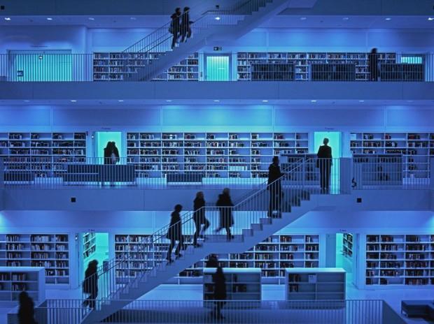 Библиотека Шутгарта