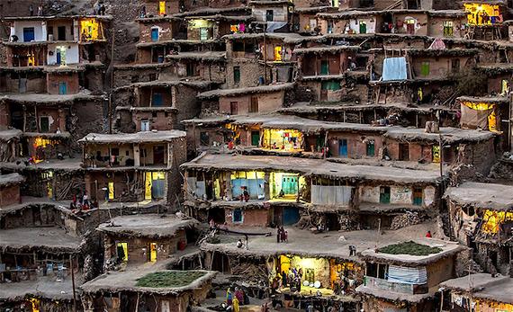 Горная деревня, Иран