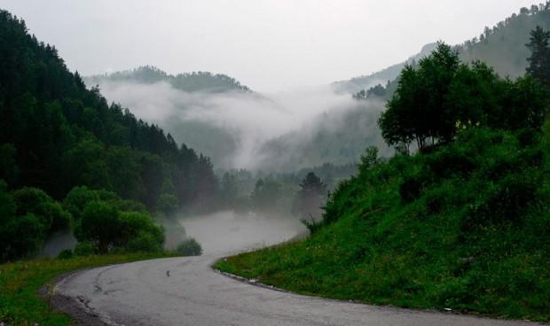 туманные повороты