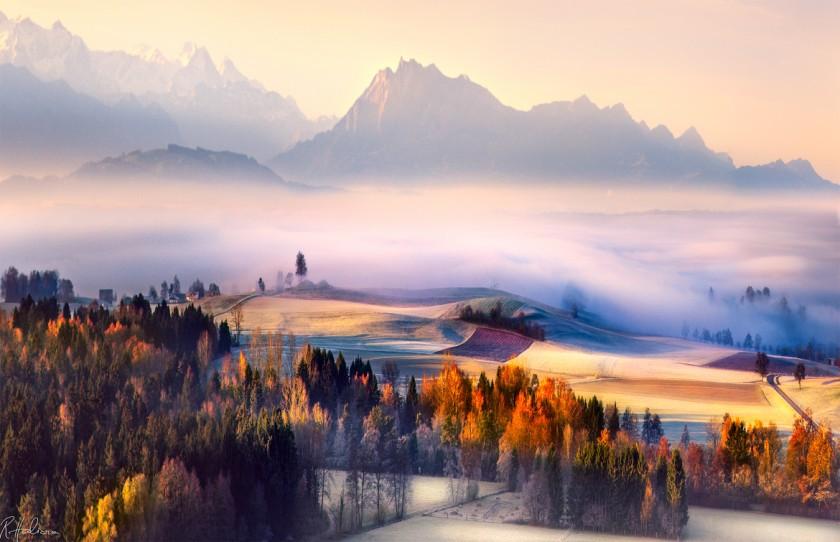 Швейцария природа