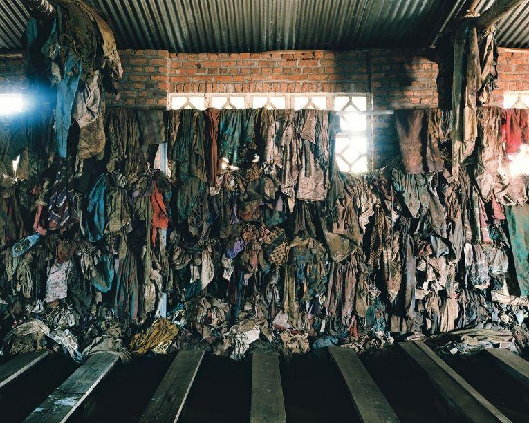 Памятник жертвам геноцида в Руанде