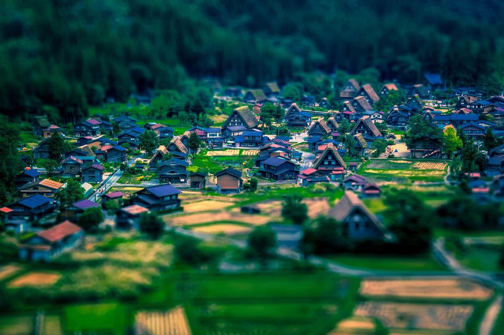 Сиракава, Япония