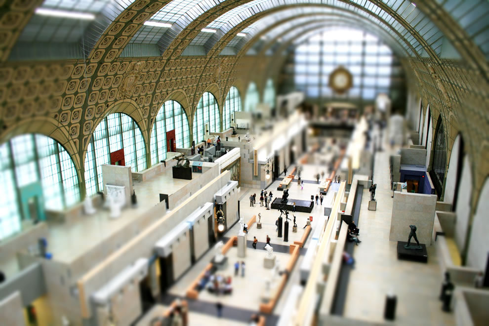 Музей Орсе, Париж, Франция