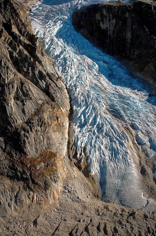 Ледяное ущелье