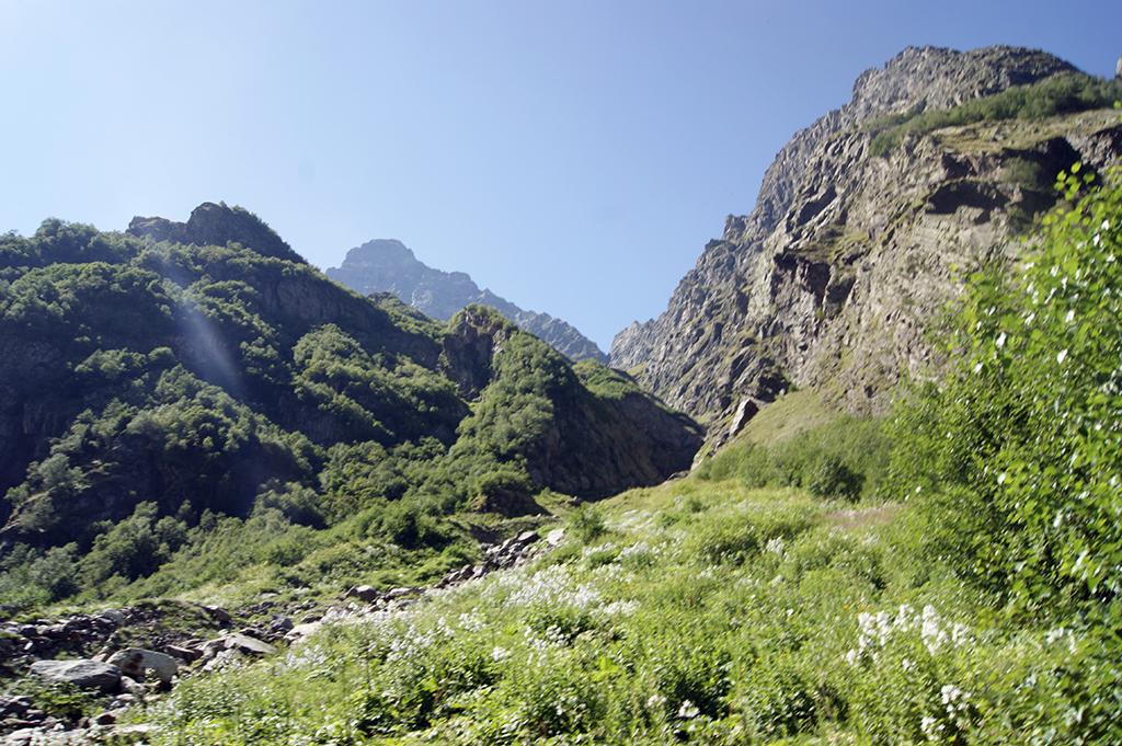 Ущелье Аманауз