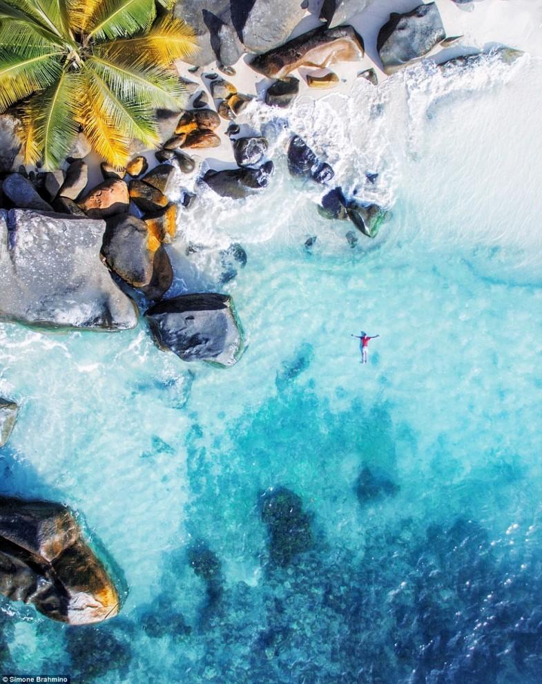 Сейшельские Острова. Автор: @brahmino.
