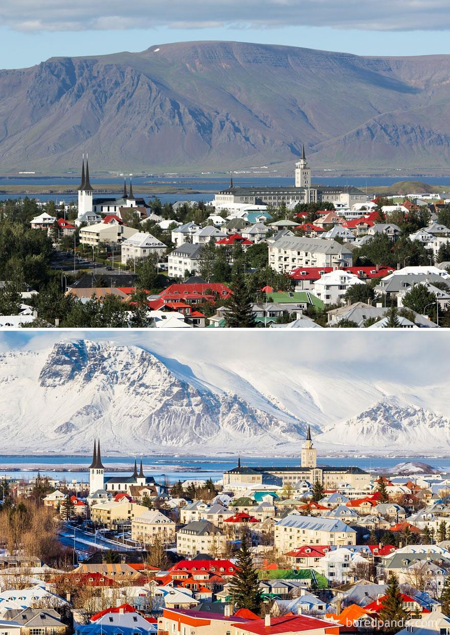Рекьявик, Исландия