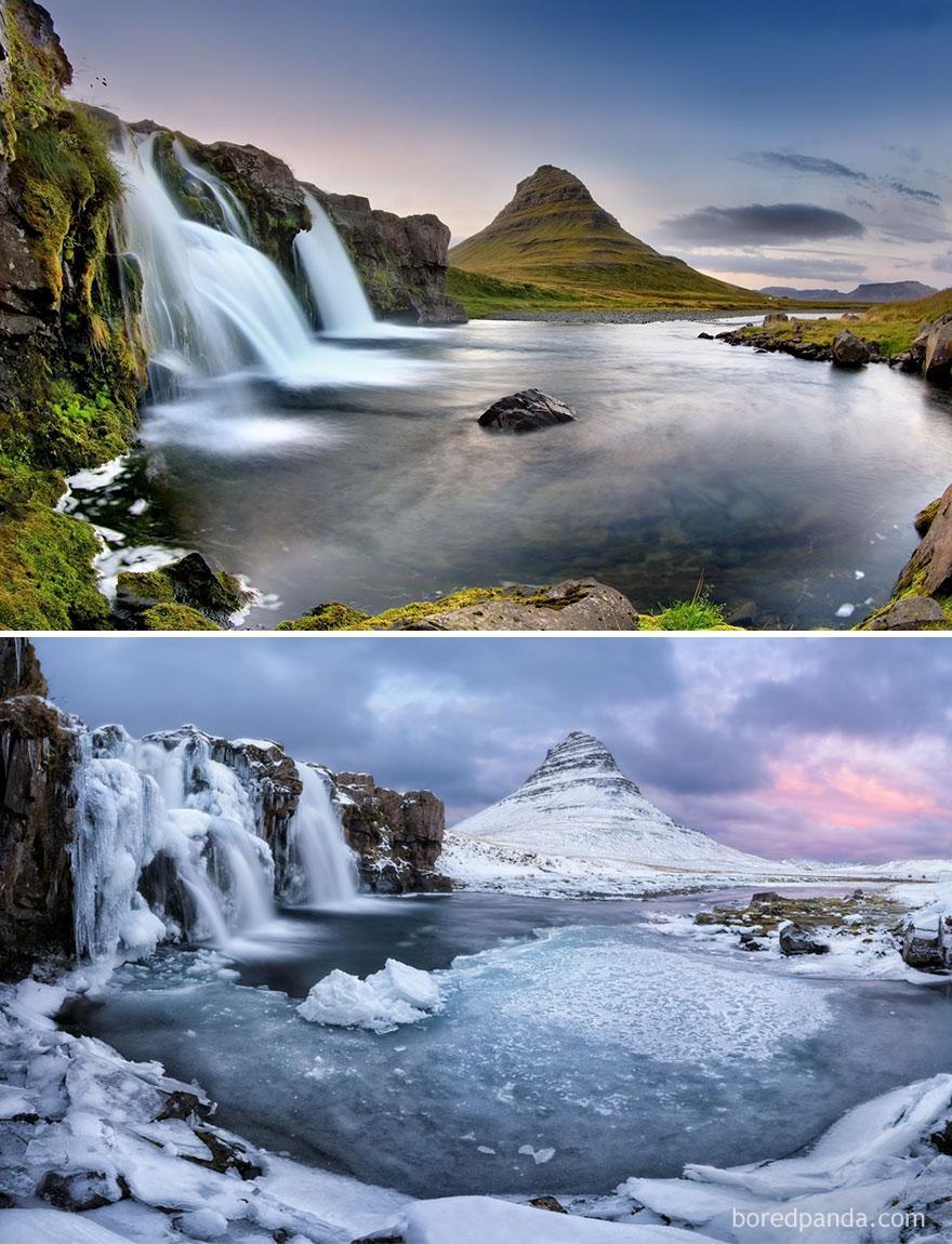 Геотермальный источник Киркьюфелл, Исландия