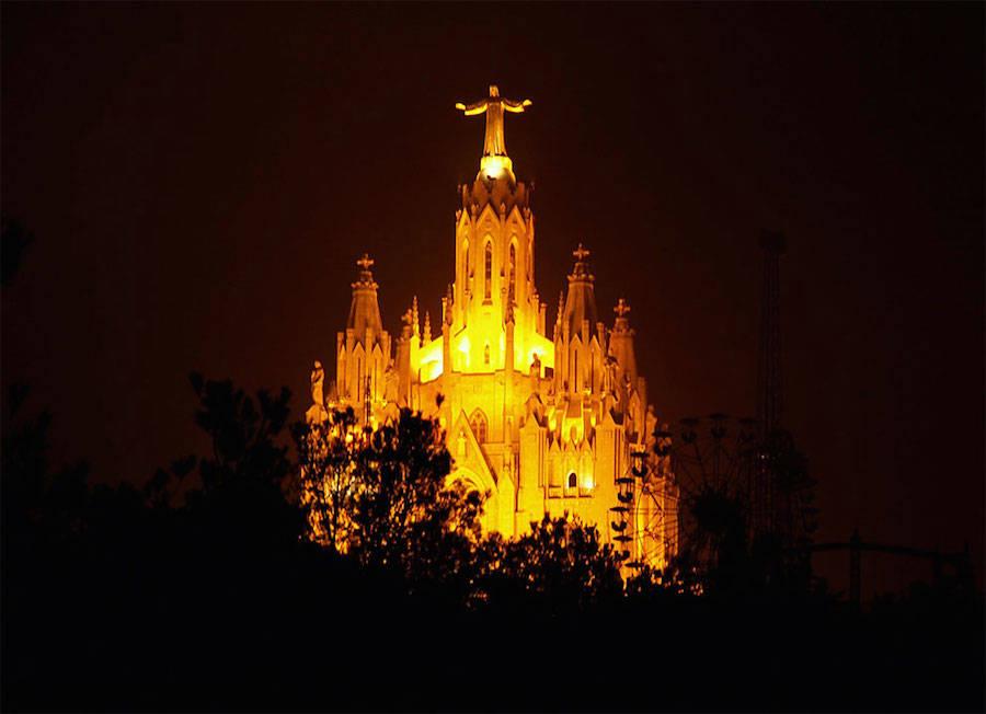 Expiatori del Sagrat Cor temple, Барселона
