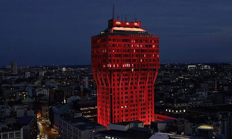 Velasca Tower, Милан