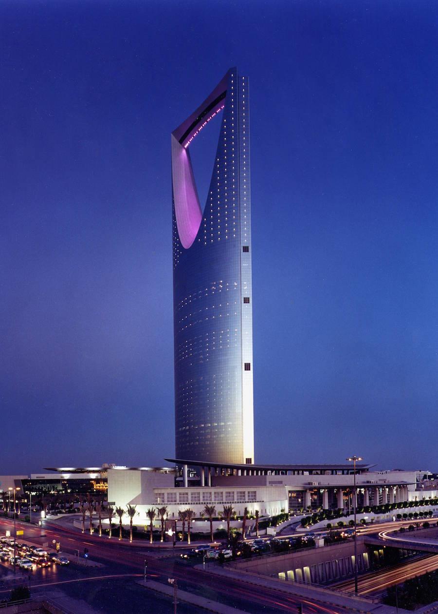Kingdom Center, Саудовская Аравия