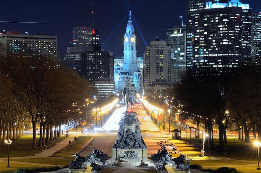 Филадельфийский Сити Холл