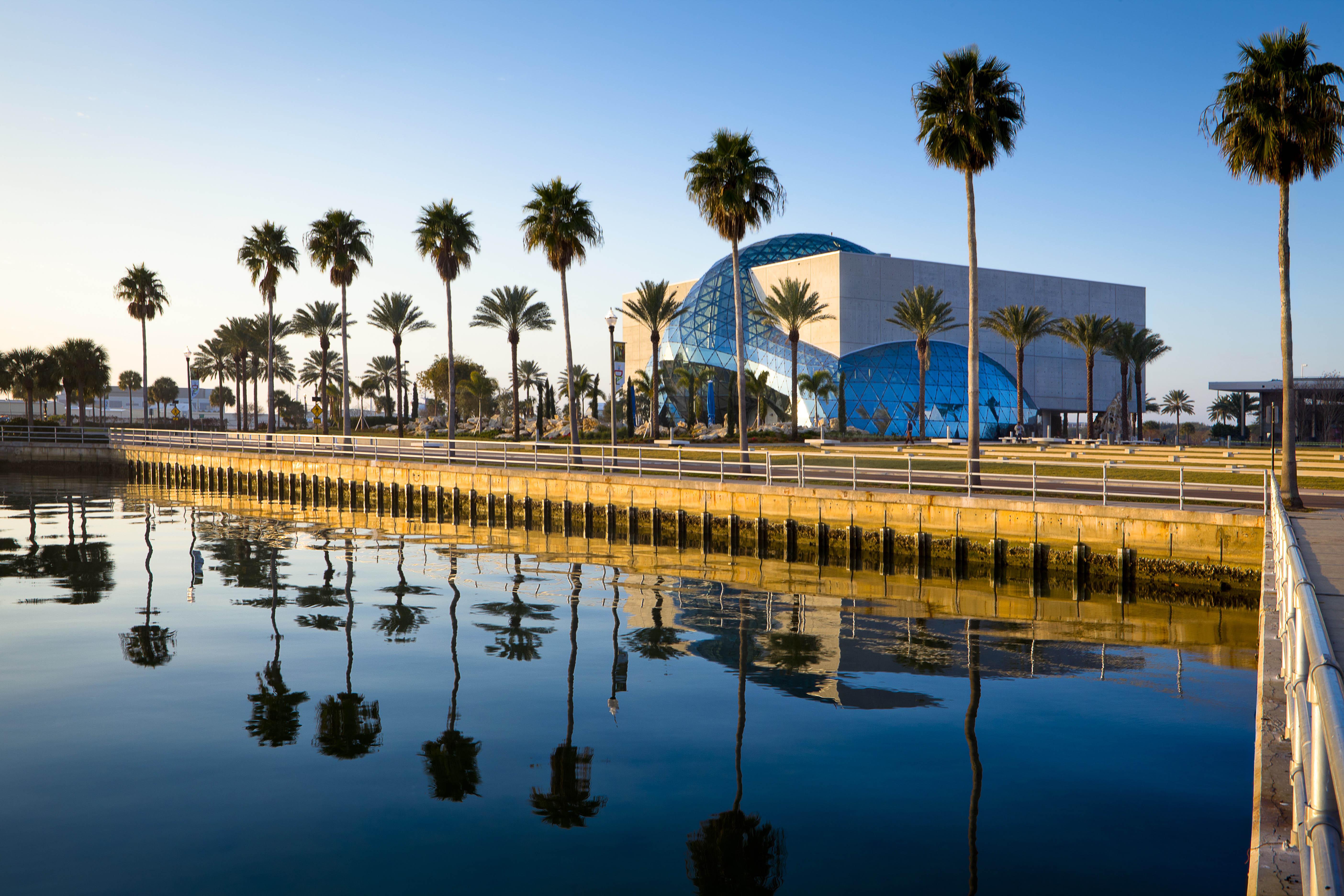 музей Дали во Флориде