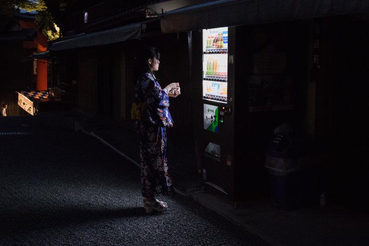 япония одиночество