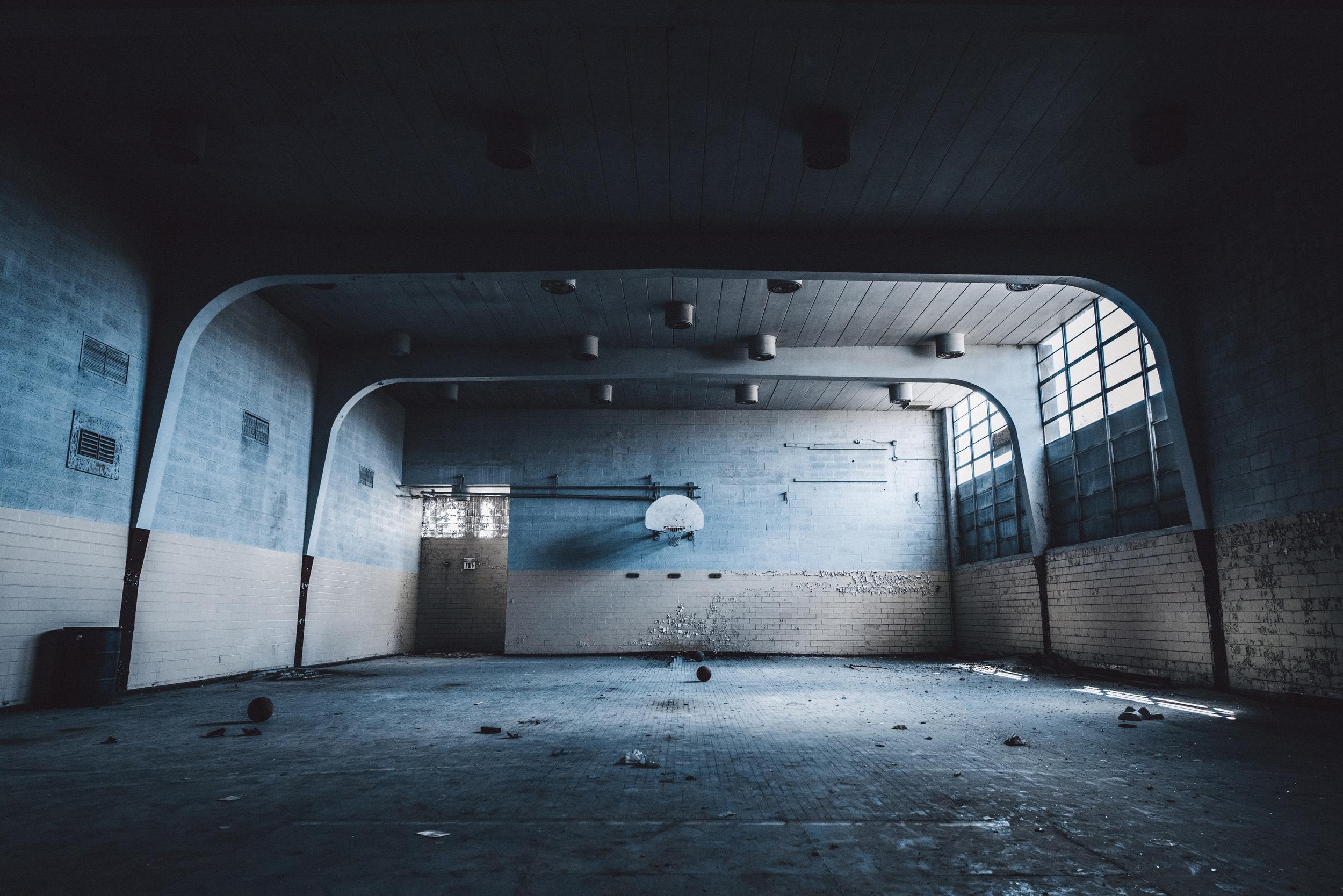 заброшенные здания фото