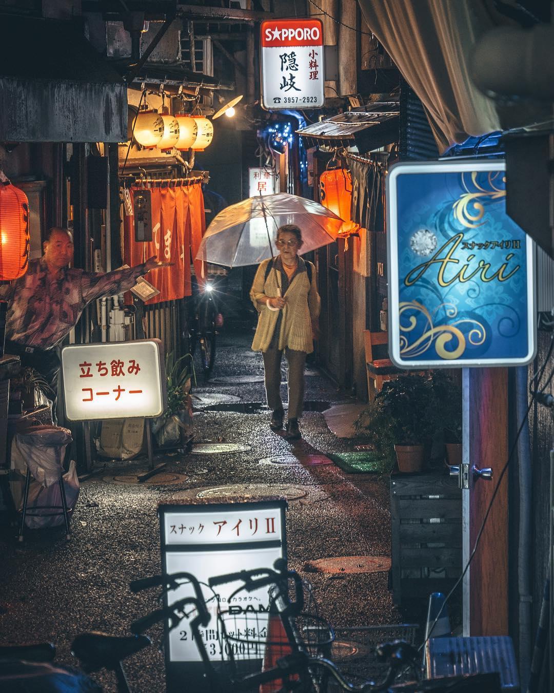 улицы токио фото