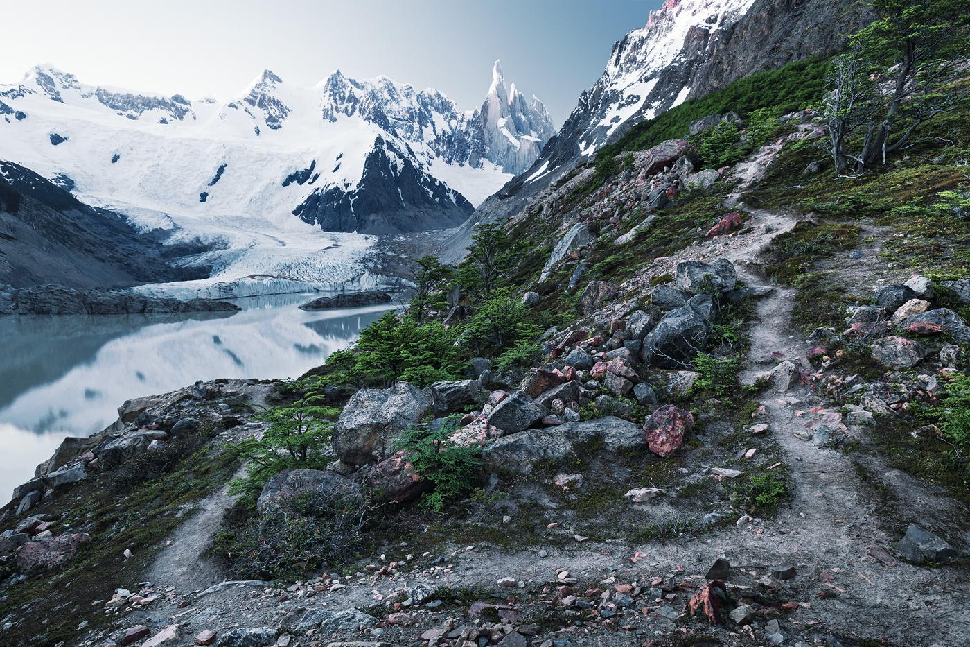 горы Патагонии