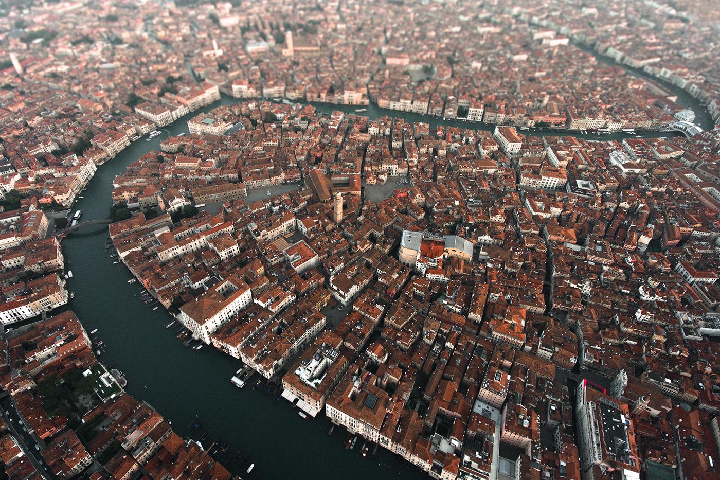 венеция на высоте